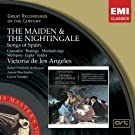 The Maiden and The Nightingale - Songs of Spain