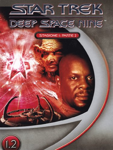 Star Trek - Deep Space Nine Stagione 01 Volume 02 Episodi 12-19 [3 DVDs] [IT Import]