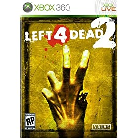 519HoeeUS4L. AA280  Left 4 Dead 2 For Xbox 360   $35 Shipped