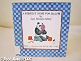 A Perfect Nose for Ralph (0399207449) by Zalben, Jane Breskin