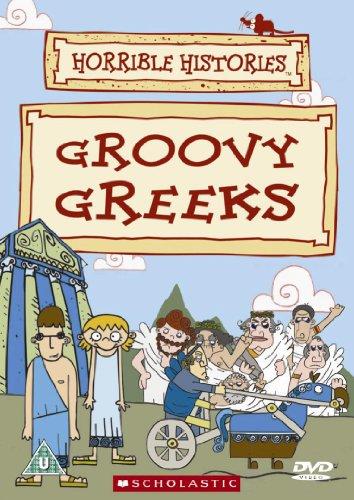 HORRIBLE HISTORIES - GROOVY GREEKS (DVD)