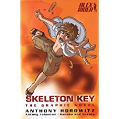 Skeleton Key: The Graphic Novel (Alex Rider)