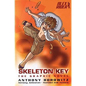 Amazon.com: Skeleton Key: The Graphic Novel (Alex Rider ...