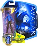 James Cameron's Avatar Movie 3 3/4 Inch RDA Action Figure Avatar Norm Spellman in Civilian Clothes with No Shirt Na'Vi Avatar