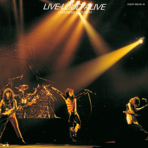 Live-Loud-Alive [2hqcd] [Ltd.R