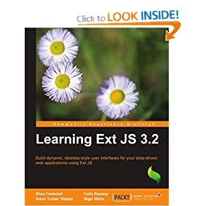 Learning Ext JS 3.2
