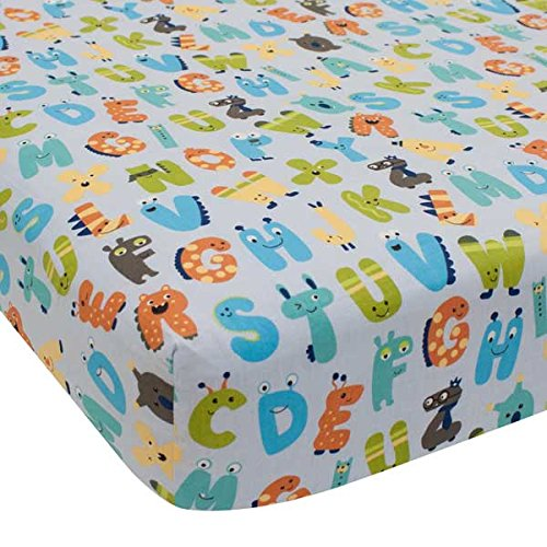 Baby Monster Bedding 5646 front