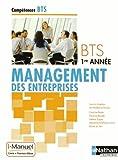 echange, troc Caroline Bayle, Florence Boudet, Hélène Dugier, Marianne Greffe-Guimard, Xavier Le Ven - Management des entreprises BTS 1re année