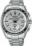 [セイコーウォッチ]SEIKO WATCH 腕時計 BRIGHTZ ブライツ ソーラー電波修正 チタンダイヤシールド サファイアガラス スーパークリア コーティング 日常生活用強化防水 (10気圧) SAGA157 メンズ