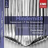 Hindemith: Kammermusik 1-7 & Der Schwanendreher