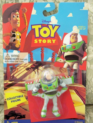 "1995 Toy Story 3.25"" Collectible Buzz Lightyear Figure - 1"
