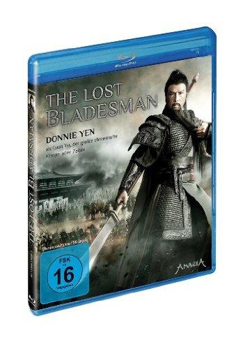 The Lost Bladesman [Blu-ray]