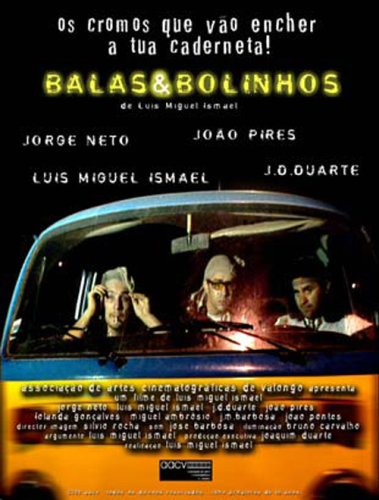 Bullets and Little Cookies ( Balas & Bolinhos )  [ NON-USA FORMAT, PAL, Reg.2 Import - Portugal ]