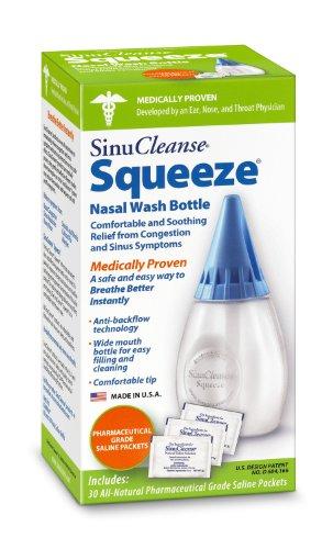 how to make saline nasal wash