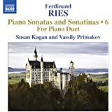 PIANO SONATAS 6: THREE SONATAS