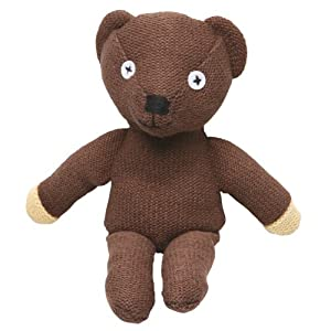 Mr. Bean Teddy by Ty