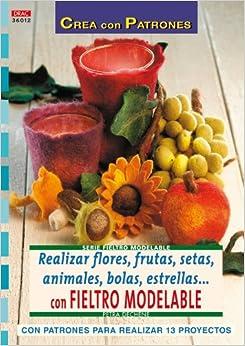 Realizar Flores, Frutas, Setas, Animales, Bolas, Estrellas