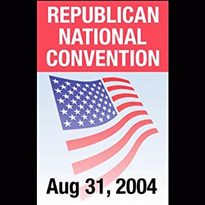 The 2004 Republican National Convention, Day Two (8/31/04) | [Laura Bush, Arnold Swarzenegger, Rod Paige, more]