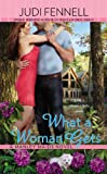 What a Woman Gets (A Manley Maids Novel Book 3)