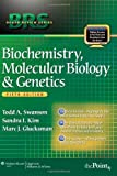 img - for BRS Biochemistry, Molecular Biology, and Genetics, Fifth Edition (Board Review Series) [Paperback] [2009] Fifth Ed. Todd A. Swanson, Sandra I. Kim, Marc J. Glucksman book / textbook / text book