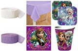 Disney Frozen Party Pack For 16 Guests!