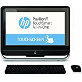 PcProfessional Screen Protector (Set of 2) for HP Pavilion Touchsmart 23 All-in-One Touchscreen Desktop High Clarity Anti Scratch filter radiation+ high quality microfiber cloth