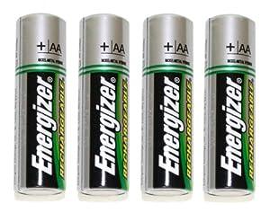 Energizer® e²® NiMH Rechargeable Batteries
