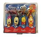 Disney Mickey Minnie Mouse Tigger Winnie the Pooh Kooky Click Pen Set