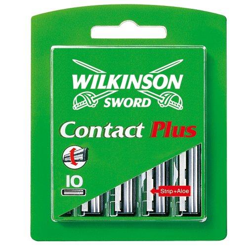 Wilkinson Sword - Contact Plus, Lame in confezione da 10 pezzi