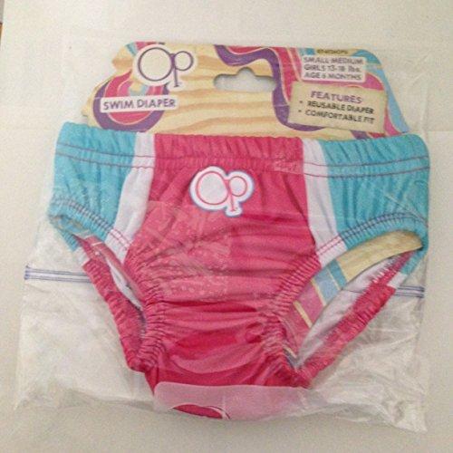 Op Swim Diaper (S-M, 13-18 lbs, 6 mos) - 1