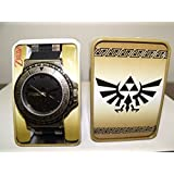 The Legend of Zelda Hyrule Watch (Color: Gold, Bronze)