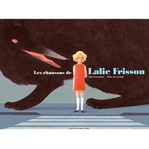 Les chansons de Lalie Frisson