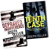 Joseph Teller A Jaywalker Case 2 Books Collection Pack Set RRP: �13.98 (The Tenth Case, Depraved Indifference)by Joseph Teller
