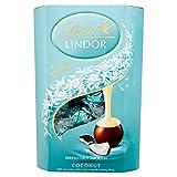 Lindt Lindor Coconut Truffles 200 g (Pack of 2)