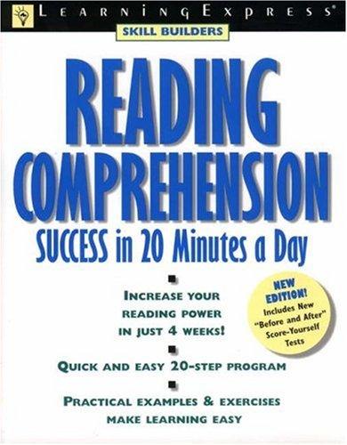 Reading Comprehension Success (Skill Builders Series (New York, N.Y.).), Elizabeth Chesla