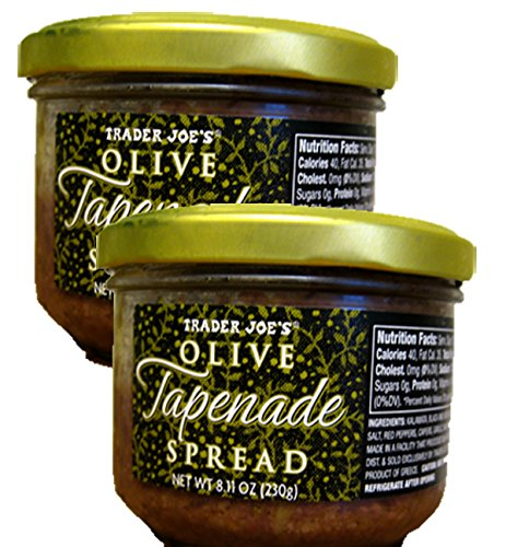 trader-joe-olive-tapenade-spread-2-jars