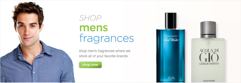 Mens Fragrances Colognes