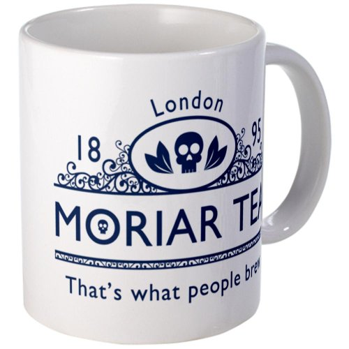Cafepress Moriartea New Version Mug - Standard Multi-Color