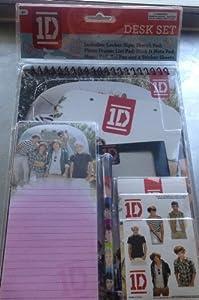 One Direction Desk Set