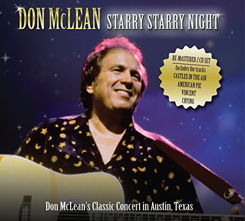 Don McLean - Starry Starry Night: Live In Austin