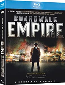 Boardwalk Empire - L'intégrale de la saison 1 [Blu-ray]