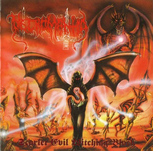 Necromantia – Scarlet Evil Witching Black – REMASTERED – CD – FLAC – 2005 – CATARACT