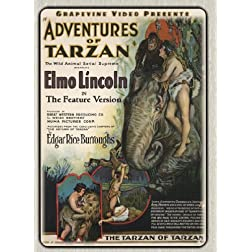 Adventures of Tarzan Feature Version