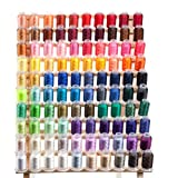 100 Spools Embroidery Machine Thread