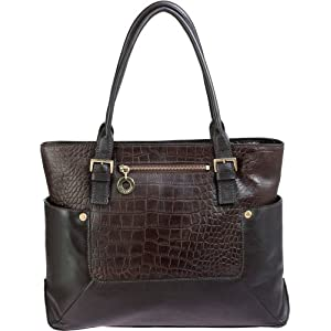 Hidesign Mughetto -02 Leather handbag