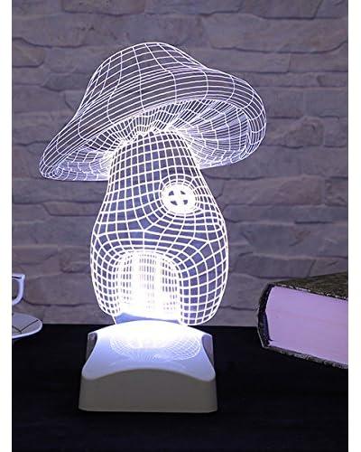 Lampada 3D LED