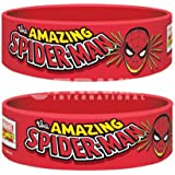 Spiderman Marvel Rubber Wristband