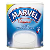 Marvel Original Dried Skimmed Milk 198g (Pack of 12)