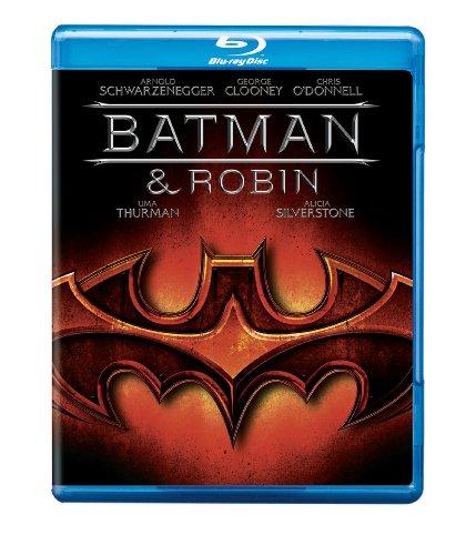 Batman Robin Blu-ray at Gotham City Store