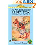The Adventures of Reddy Fox (Dover Children's Thrift Classics)